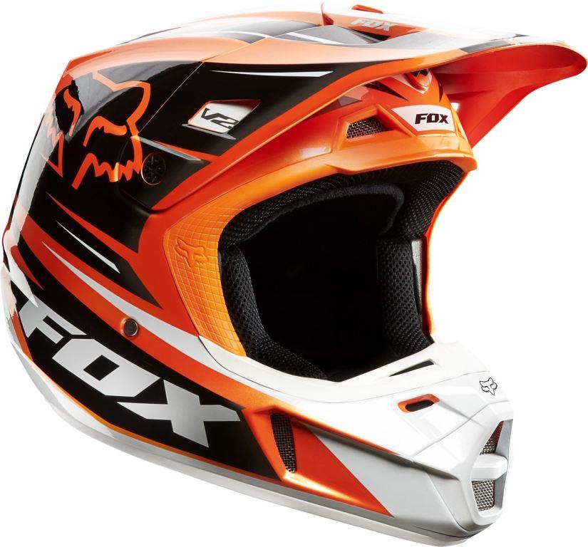 b0416218abd3e Fox V2 Race 14 Helmet