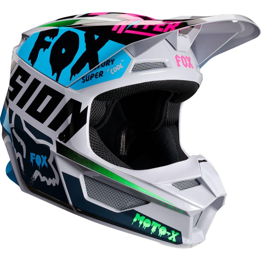 45565d4d5b815 Fox V1 Czar MX19 Helmet