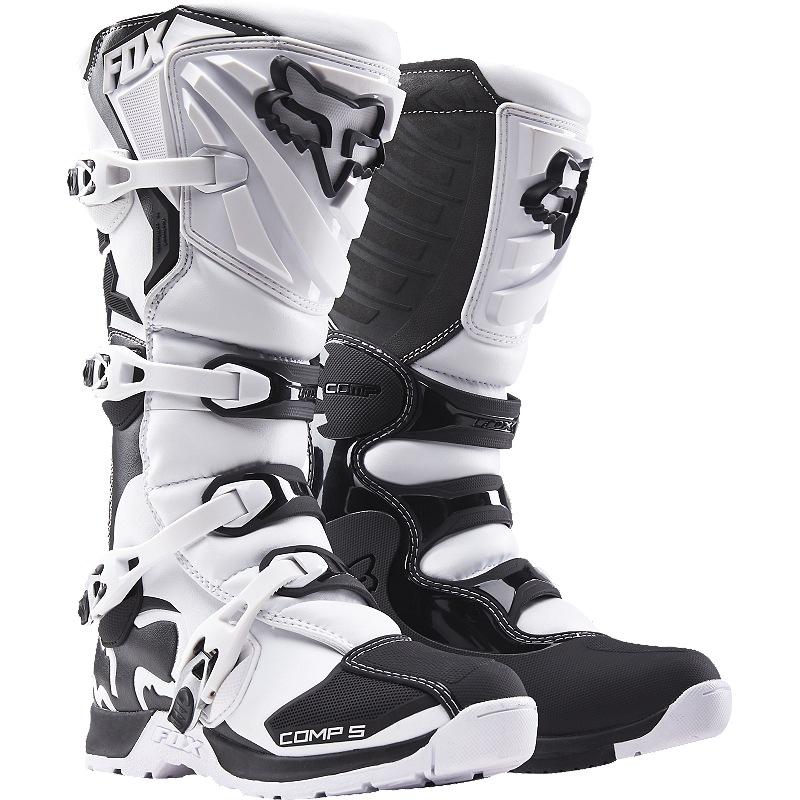 850798fd6c7c Fox Comp 5 Boot (white)