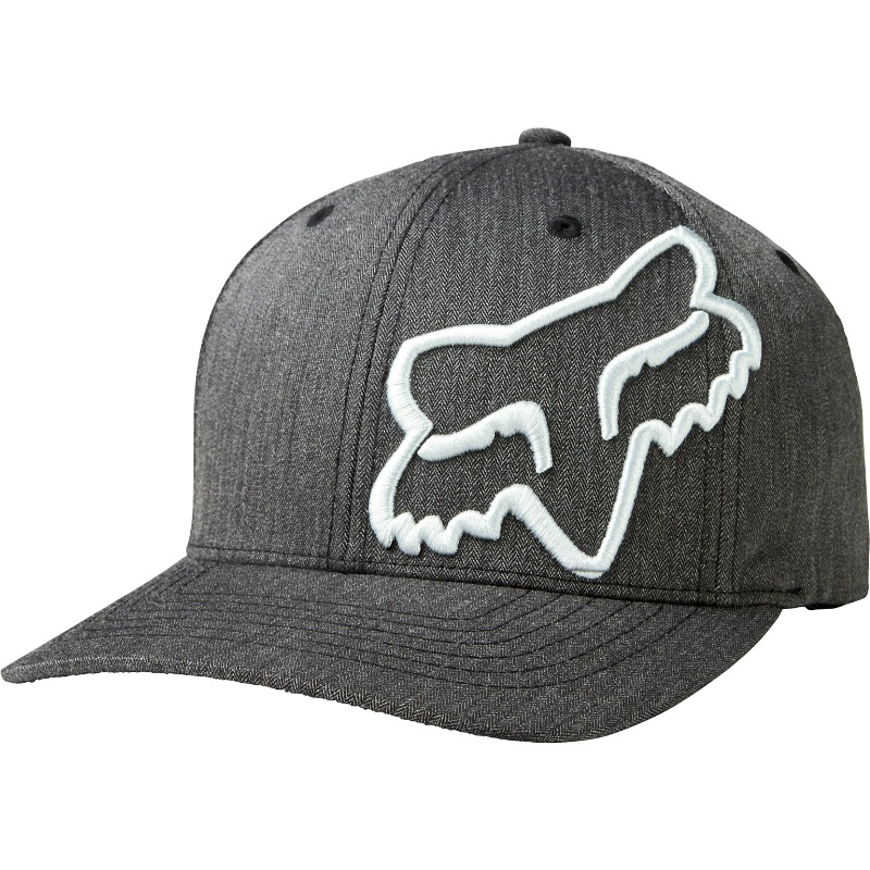 Fox Forty Fiver Flexfit Hat (black)