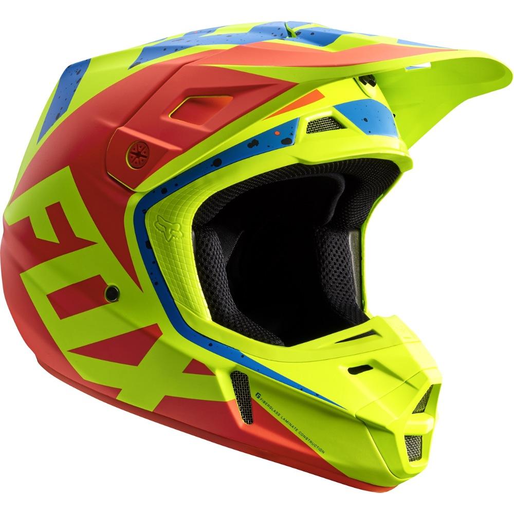 0c1de44abf5d5 Fox V2 Nirv MX17 Helmet