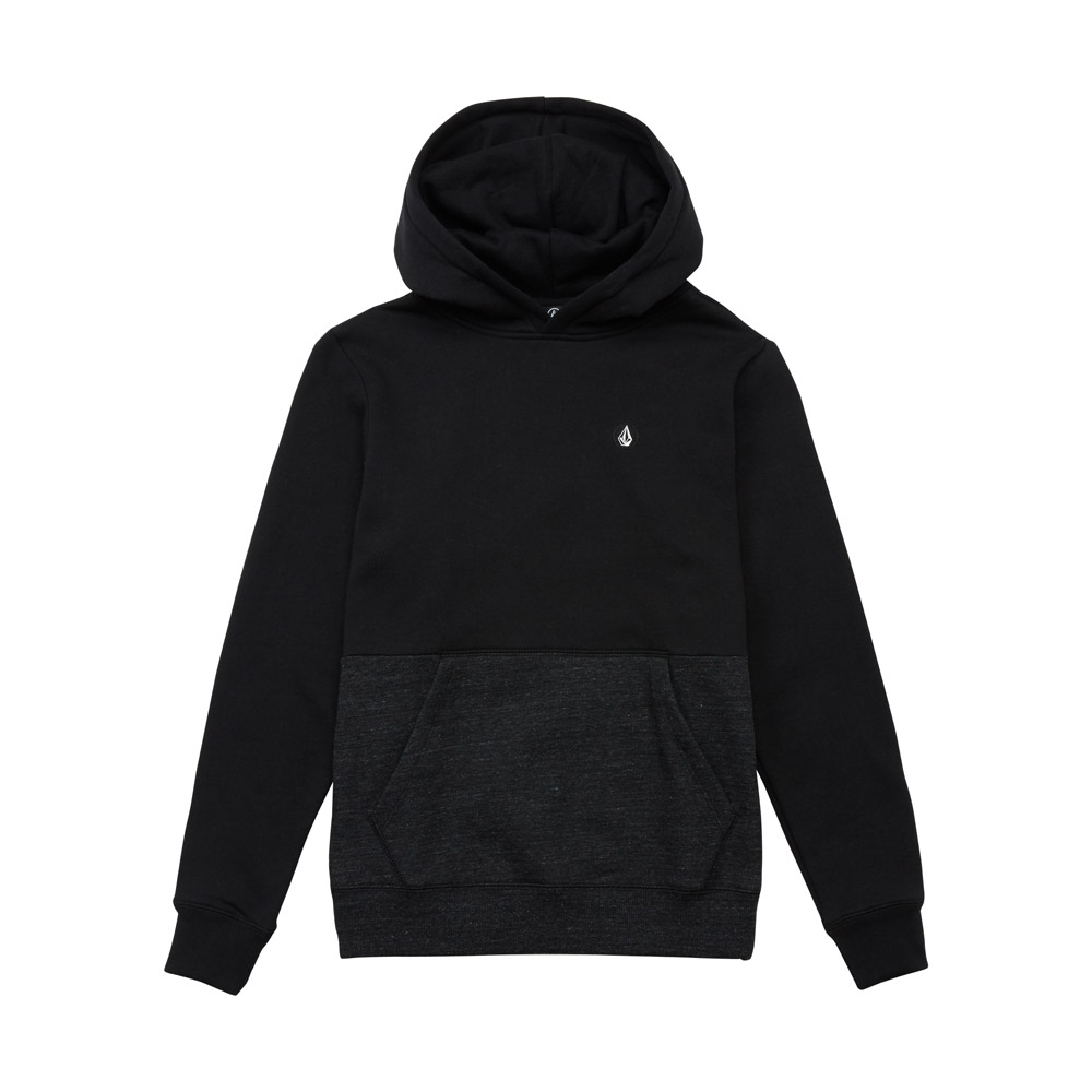 Volcom Youth Single Stone Division Pullover Hoodie