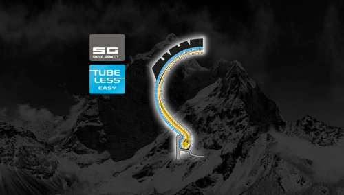 Schwalbe Hans Dampf Evolution Addix Soft Super Gravity