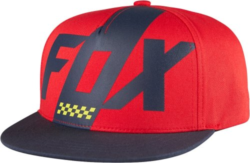 Fox Youth Scalene Snapback Hat