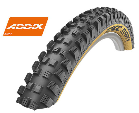 Schwalbe Magic Mary Evolution Addix Soft Super Gravity