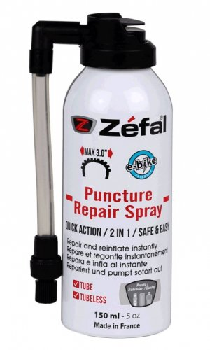 Zefal Repair Spray Kit 150ml